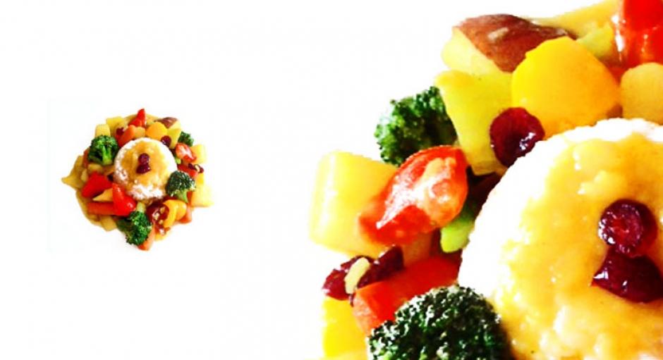 18 Curried Vegetables