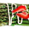 12 Japanese Style Cold Asparagus *