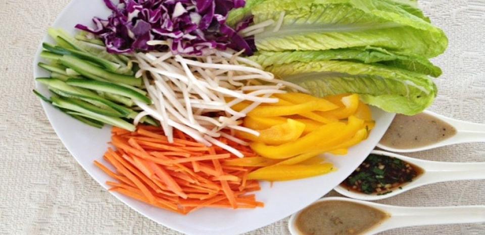 35 Thai Lettuce Wraps