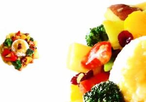 18 咖喱蔬菜