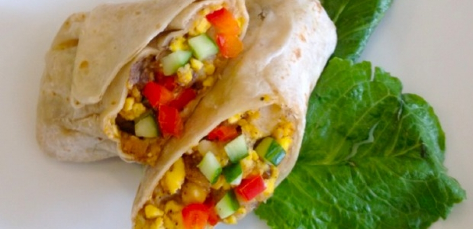75 Breakfast Burrito