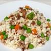 79 豌豆蘑菇拌豆 * * *