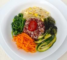 82 Vegetarian Bibimbap
