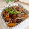 46 Roasted Mushrooms * * *