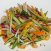 45 Bean Sprout, Cucumber, and Carrot Salad