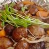 46 烤蘑菇盅 * * *