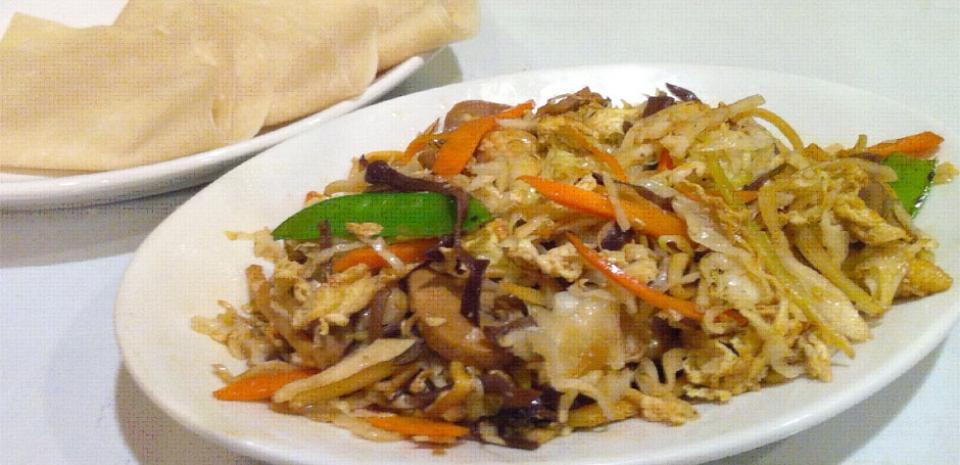 330 Moo Shu Vegetables